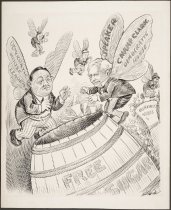 Image of Now doth the Presidential Bee improve each shining hour - Bartholomew, Charles Lewis, 1869-1949